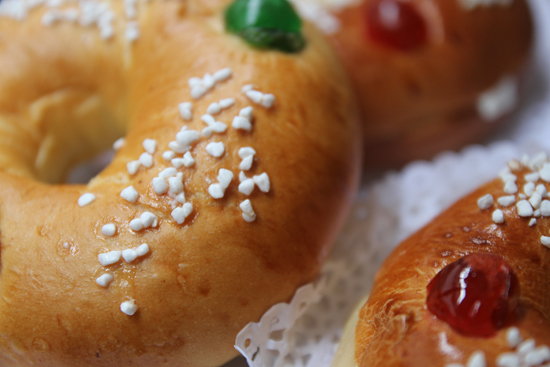 Rosco de Reyes individual de Arakistain
