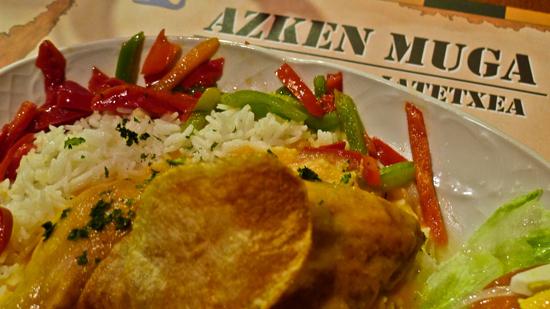 Azken Muga, más museo que restaurante