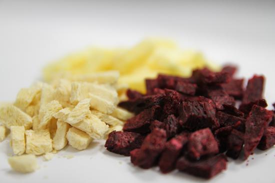 Crunchy, el snack saludable de Casual Fruit