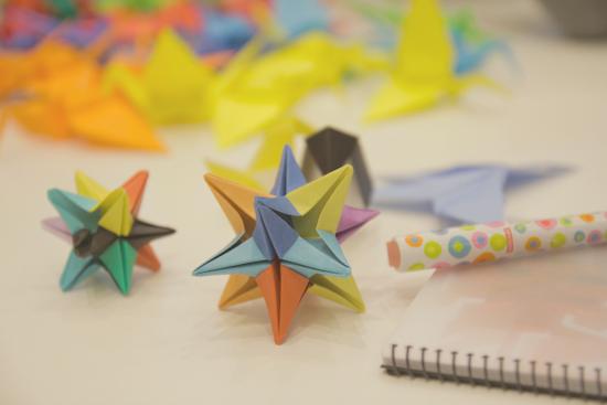 Introducción al arte del origami