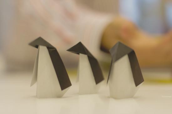 origami_pinguinos