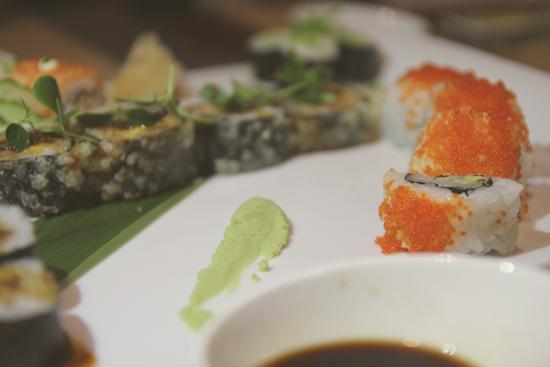 <u>Variado de sushi</u>