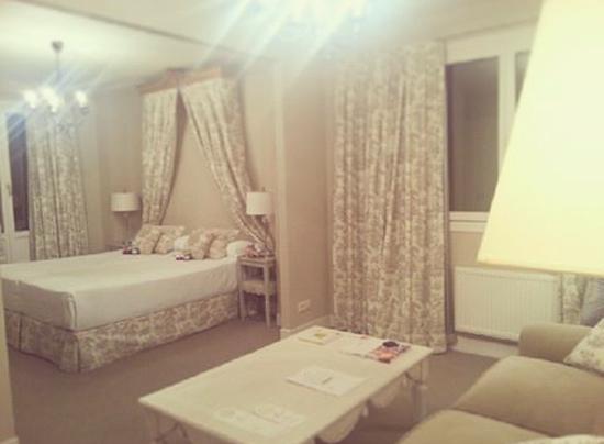 Habitación 108 del Hotel Zubieta en Lekeitio