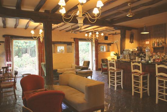 Bar- Cafetería del Hotel Zubieta en Lekeitio