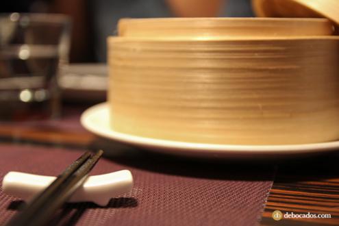 Restaurante Tsi Tao: mutando a lo chino