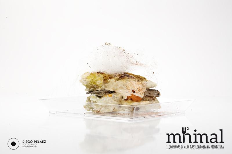 Minimal, enciclopedia de la alta gastronomía en miniatura