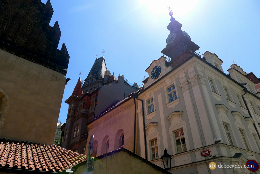 Barrio judío de Praga. Josefov