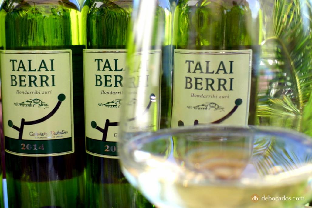 Txakolindegi Talai Berri en Zarautz, BlogTrip Urola Kosta y Debabarrena