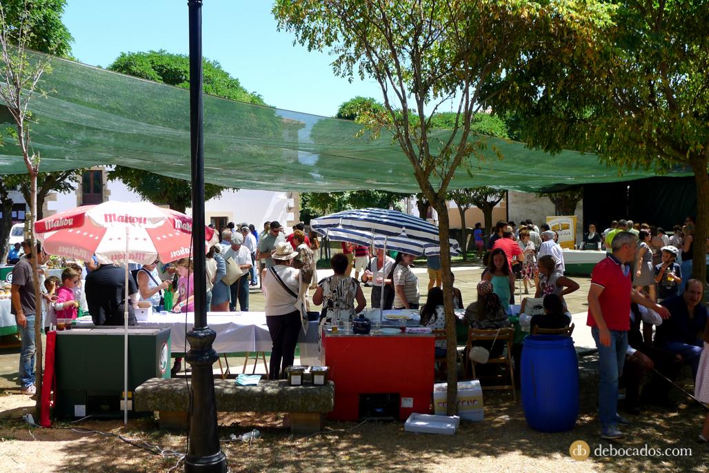 Lo cierto es que la II Jornada de la Mantequilla de Soria en Valdeavellano de Tera resultó ser un éxito.