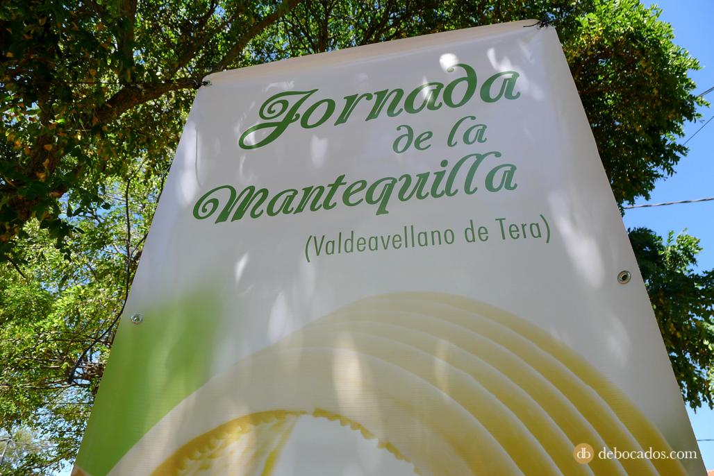 Recetas con mantequilla de Soria