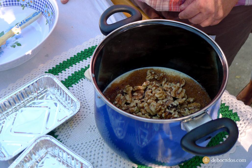 Receta fudge de caramelo con mantequilla de Soria