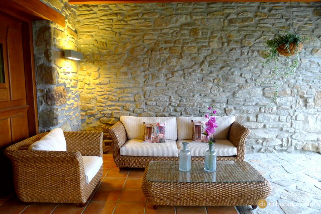 Hotel Rural Atxurra en Bermeo, comarca de Busturialdea