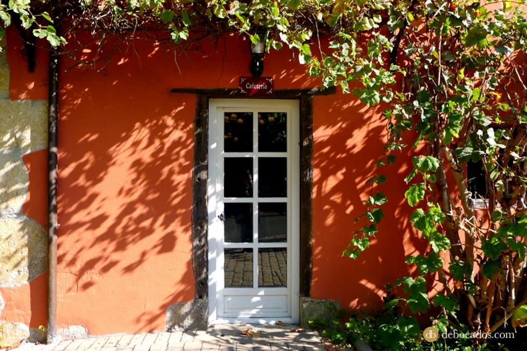 Hotel Zubieta en Leketio, en la comarca de Lea-Artibai