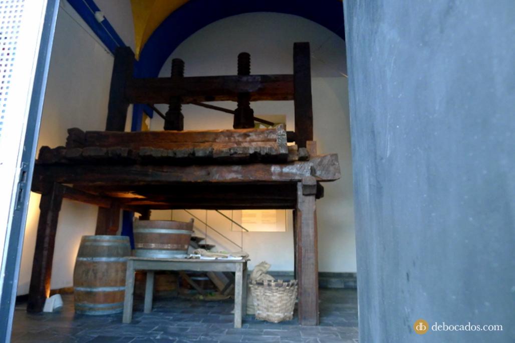 Lagar de Sosoaga en Lekeitio, comarca de Lea-Artibai