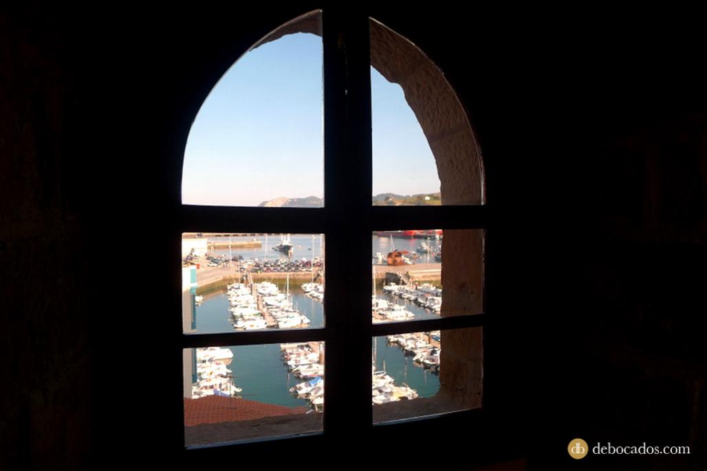Museo del pescador en Bermeo, comarca de Busturialdea