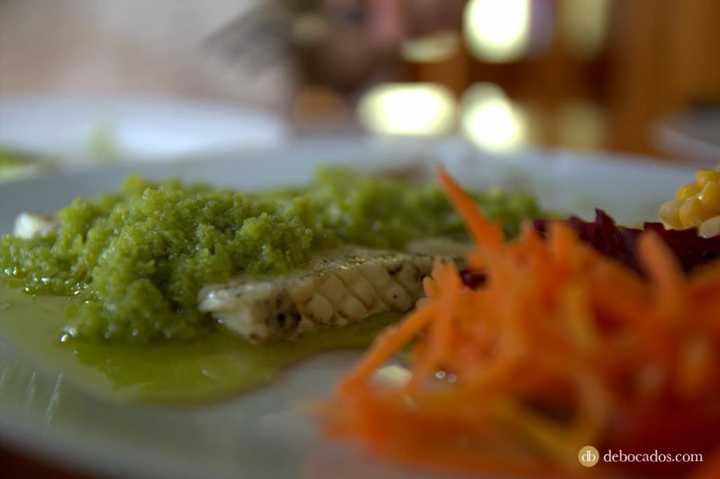 Queso de cabra y mojo verde, gastronomía La Palma