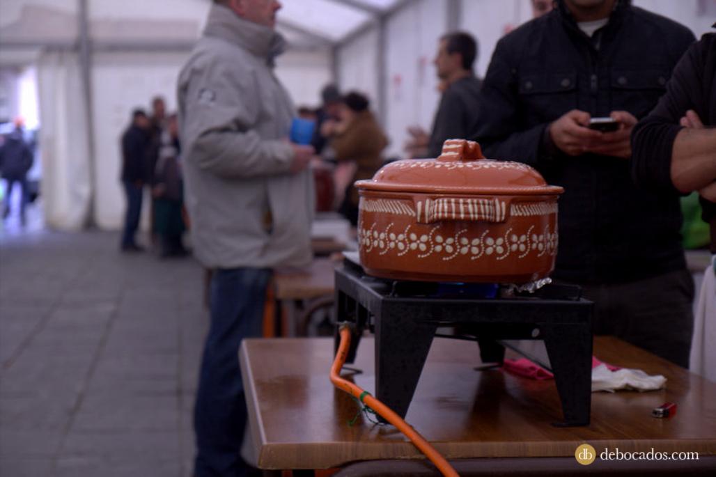 Concurso Gastronómico popular en la fiesta de la alubia negra de Tolosa